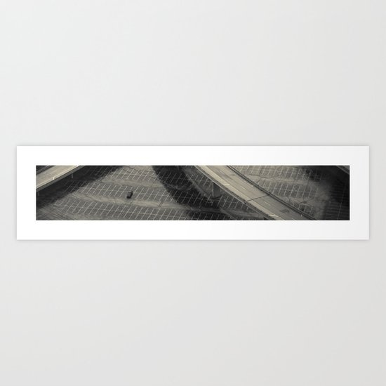 Its Quieter Art Print