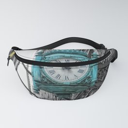 Chicago Clock Fanny Pack