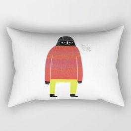 Good Buddy Rectangular Pillow