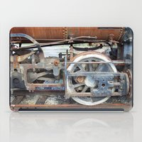 train iPad Cases featuring Train by courtney2k ⚓ design™