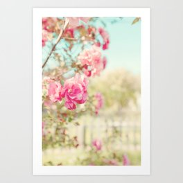 Garden of Dreams Art Print