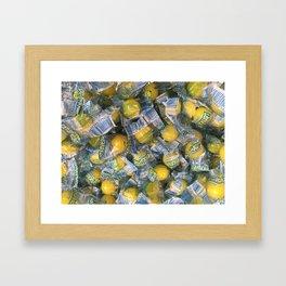 Candies 1 Framed Art Print