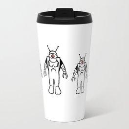 Eyebots on March Travel Mug