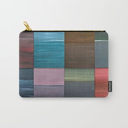 V-Scapes Patchwork #1 Carry-All Pouch