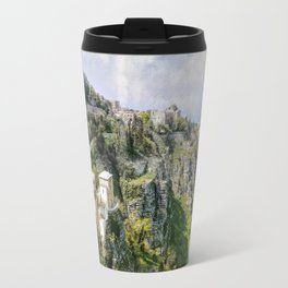 Erice art 2 Travel Mug