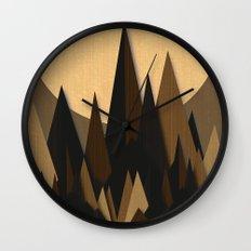 Landscape 6 Wall Clock