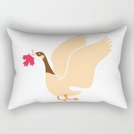 Goose of peace Rectangular Pillow