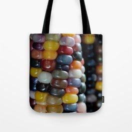 Glass gem corn Tote Bag