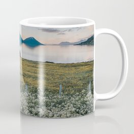 Nordic Summer - Landscape and Nature Photography Coffee Mug