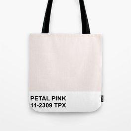 Honeymoon Hotel Petal Pink Tote Bag