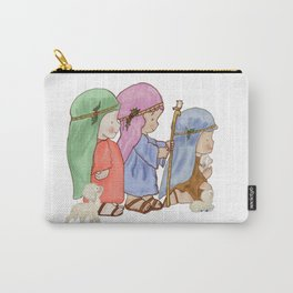 The three kings nativity Carry-All Pouch
