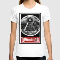 illuminati T-shirts featuring Illuminati  by Spyck