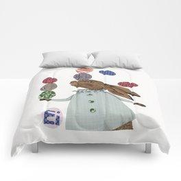 Hare-y Adventures 2 Comforters