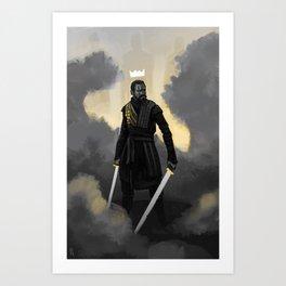Macbeth Art Print