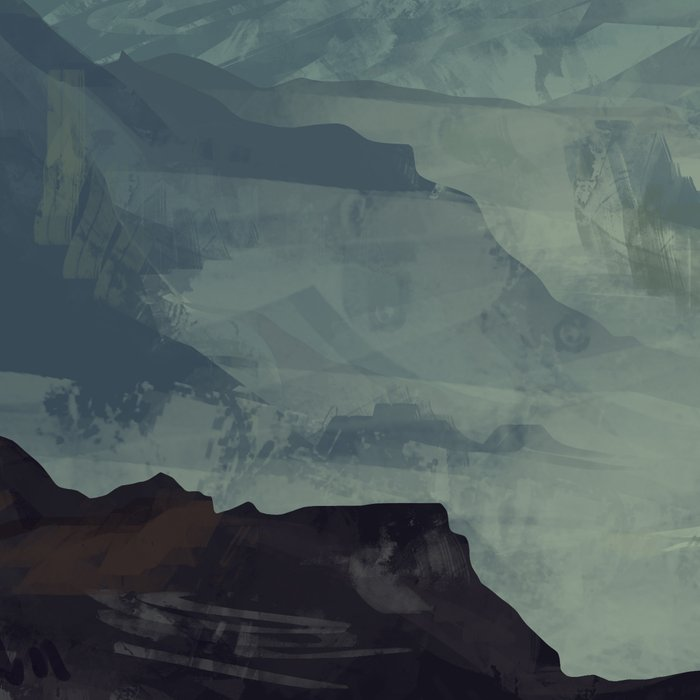 Mountain Fog Leggings
