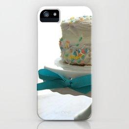 Birthday Cake iPhone Case