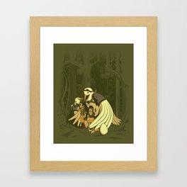 Aviary Adoption Framed Art Print