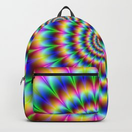 Trippy Stoner Backpack