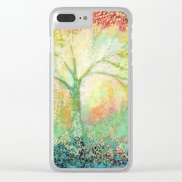 The Light Within Clear iPhone Case