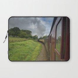See train ride 2 Laptop Sleeve