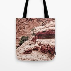 THE HEART OF THE MOUNTAINS Tote Bag