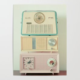 Radio Stations Poster