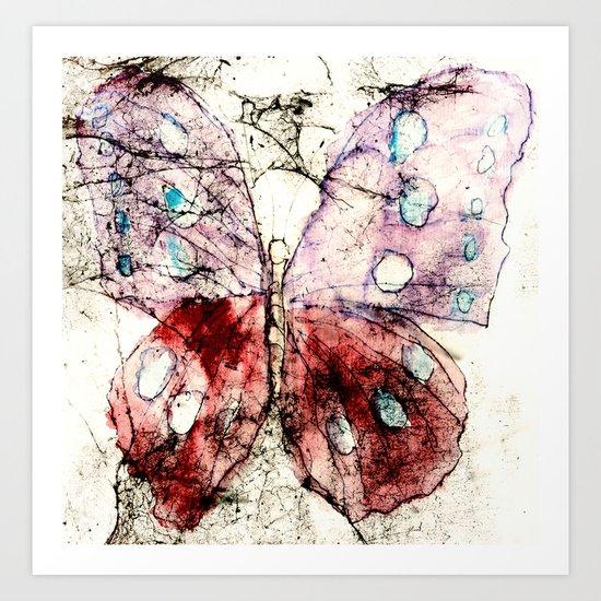 Butterfly, my Butterfly Art Print
