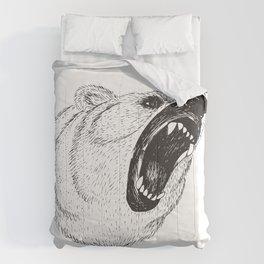 Hungry Bear Comforters