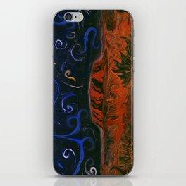 Uluru by Night iPhone Skin