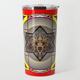 Melach metal Travel Mug