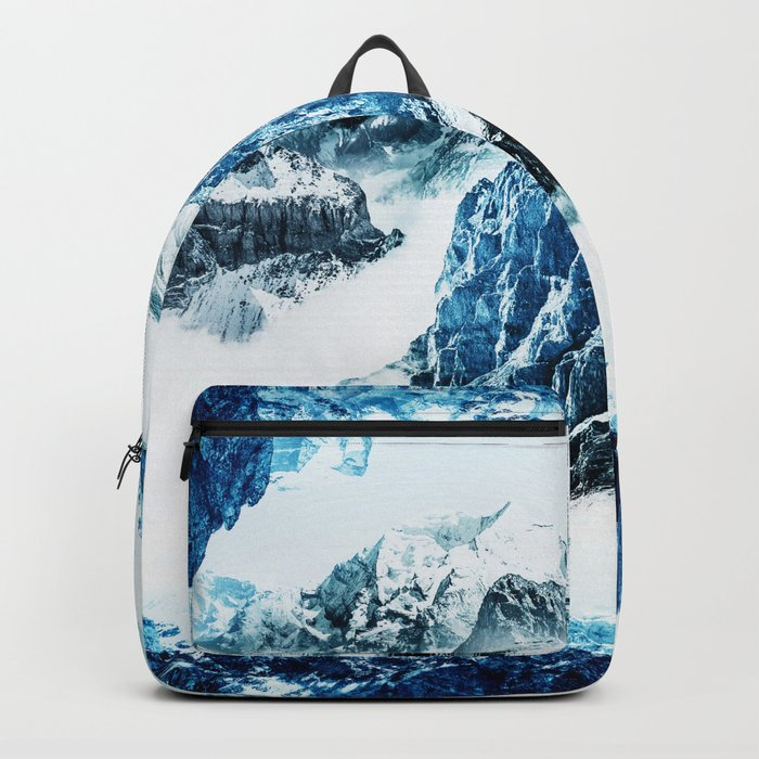 Frozen isolation Backpack
