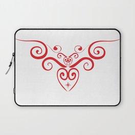 ANGEL'S HEART Laptop Sleeve