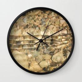 Little Creek Wall Clock