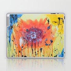 Bleeding poppy Laptop & iPad Skin