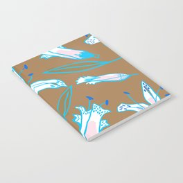 Lilies Cool Notebook