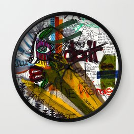 Never Known But Missed Wall Clock