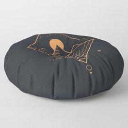 Osiris Floor Pillow