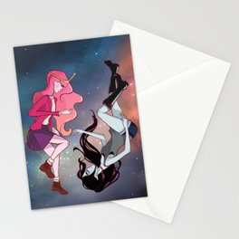 Stardust in your eyes Stationery Cards