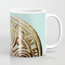 bronze relic, london, circa 2015 Coffee Mug