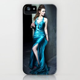 borntobesomethingmore iPhone Case