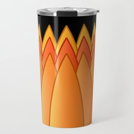 Pumpkin Crown Travel Mug