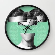 MAN #2 Wall Clock