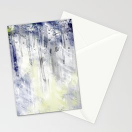 ABSTRACT ART Dream of Paint No. 001 Stationery Cards