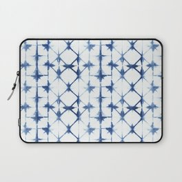 Shibori Diamonds Laptop Sleeve