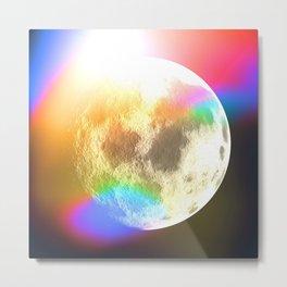 Moon Phase 1 N.2 Metal Print