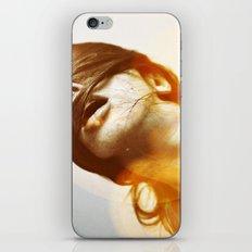 la femme phoenix iPhone & iPod Skin