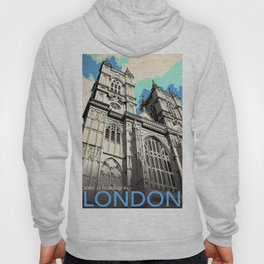 Holiday in London Hoody