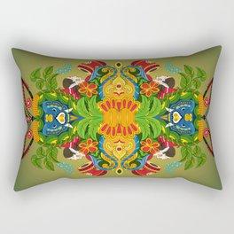 Inner explosion-II Rectangular Pillow