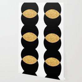 VESICA PISCES CIRCLE ABSTRACT GEOMETRIC SYMBOL Wallpaper