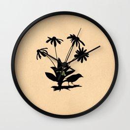 Maryland - State Papercut Print Wall Clock